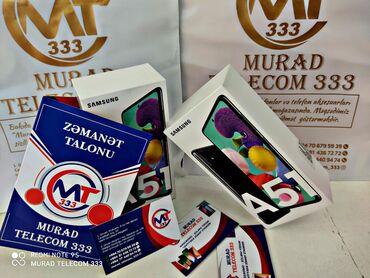 Samsung-46 - Азербайджан: Новый Samsung A51 128 ГБ Черный