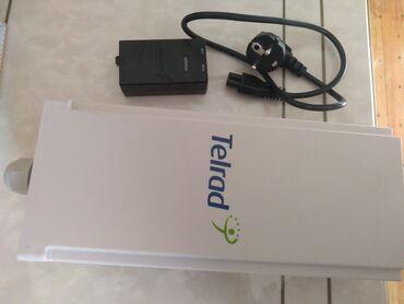 wifi modem - Azərbaycan: Sazz lte outdoor modemdi cpe8101,wi fi deyil elave tp link qosulur