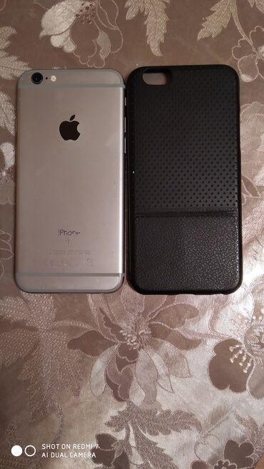 İşlənmiş iPhone 6s 16 GB Gümüşü