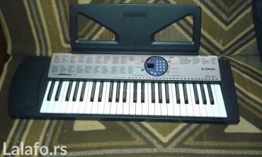 Brilliance v5 1 6 mt - Srbija: Klavijatura ima 4 oktave, 100 zvukova instrumenata, 100 ritmova i 40