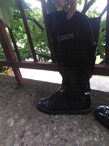 Odlicne italijanske čizme, broj 38. Veoma kvalitetne. Bez ostecenja