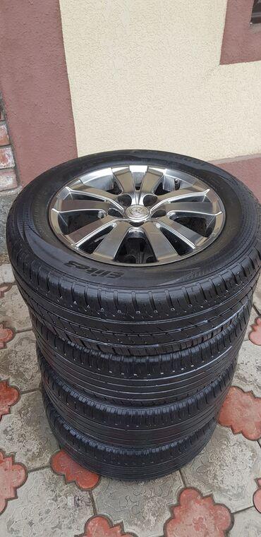 Продаю колёса toyota camry r16.215.60 в отличном состоянии оргинал