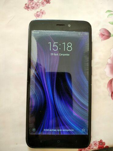 Электроника в Гёйчай: Б/у Xiaomi Mi Max 3 32 ГБ Черный