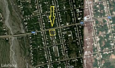 На трассе в с. Семеновка, Иссык-Куль земельный участок 0,5 га с в Семеновка