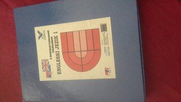 Engleski knjiga radna sveska plus diskovi novo placeno 12000 prodajem - Beograd