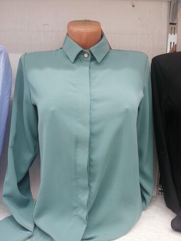Блузки все размеры есть 42 44 46 48