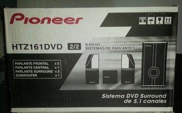 pioneer ddj - Azərbaycan: Pioneer HTZ161 DVD kalonkalar. 5kalokna 1basovik.Yalniz kalonkalardi