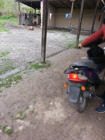 Скутер хорошой сас кара балта 80 куб  в Кара-Балта