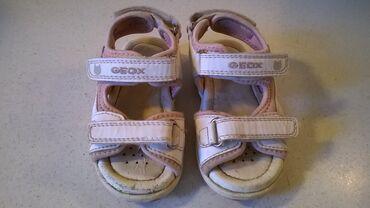 Παιδικά πέδιλα Geox - Άσπρο / Ροζ - Νο.22Είναι αρκετά φορεμένα με