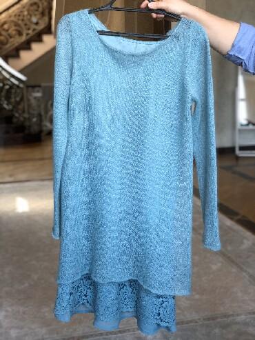платье ангора батал в Кыргызстан: Платье Коктейльное Twinset M