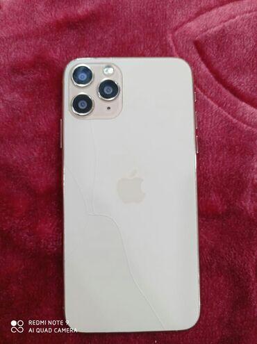 чехол iphone силикон в Азербайджан: Б/У IPhone 11 Pro 512 ГБ Розовое золото (Rose Gold)