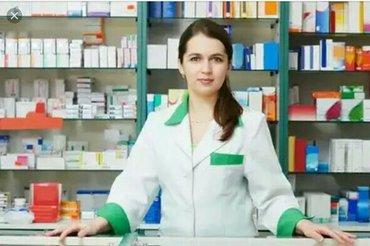 Требуются фармацевты в частную в Ош