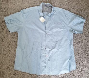 Nove košulje za punije muškarce. 5xl i 4xl Obe za 1000 din ili