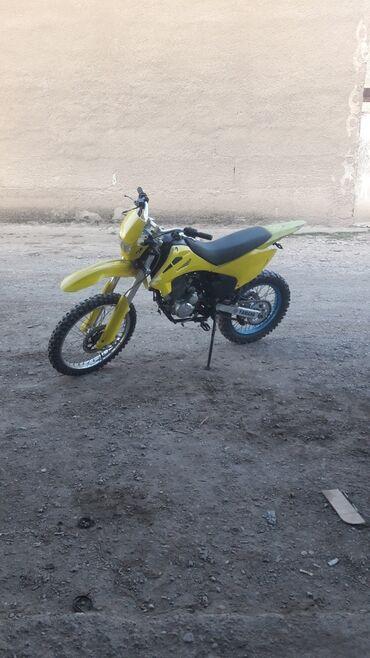 Транспорт - Майлуу-Суу: Эндуро Горный хорошем состоянии Мотоцикл находится в Жалалабаде