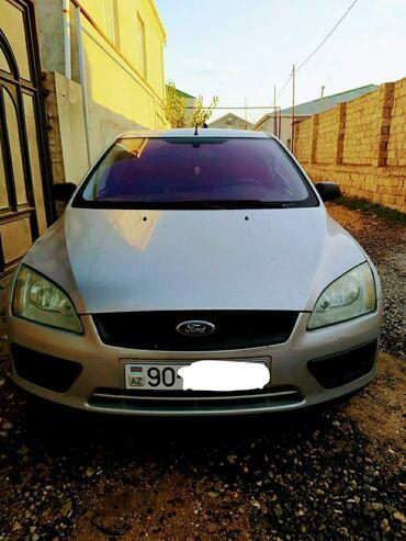 автомобиль на свадьбу в Азербайджан: Ford Focus 1.6 л. 2006 | 237037 км