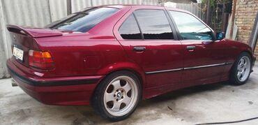 BMW - Лебединовка: BMW 320 2 л. 1992   285000 км