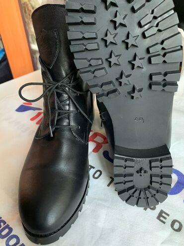 Продаю НОВЫЕ кожанные женские ботинки. Заказывали для себя, качество