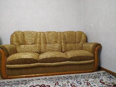 вязанные наволочки на диванные подушки в Кыргызстан: Диван четвёрка. Диван трёхместный диван двухместный и 2кресла