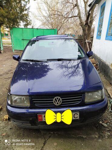 Volkswagen CrossPolo 1999