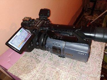 video-kamera-dlja-skajpa в Кыргызстан: Камера Sony dvcam minidv 175 kaseta Kamera