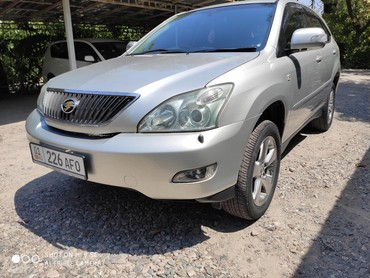 Toyota Harrier 2004 в Бишкек