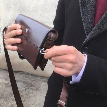 Мужской клатч/барсетка Материал из экокожи
