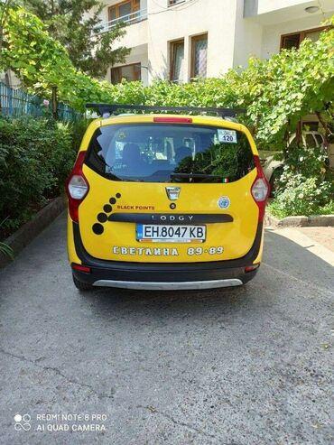 Dacia Lodgy 1.6 l. 2016   178400 km