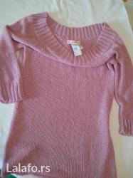 Koncani pulover   velicina M sastav:60%svila in Novi Sad