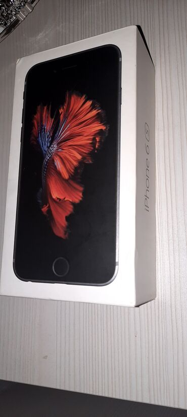 железный диск на 16 в Азербайджан: Б/У iPhone 6s 16 ГБ