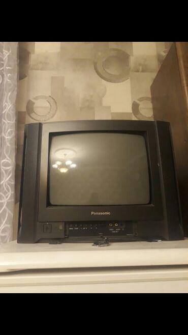 Panasonic televizor satilir 45azn tam islekdir problemi yoxdur. Unvan