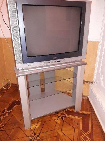 приставка смарт тв для телевизора в Азербайджан: В хорошем состоянии телевизор JVC дигональ 61см