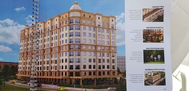 shub naturalnaja ne в Кыргызстан: Продаю коммерческое помещение в Элитхауз Классик, 55 м2 + 55 м2, можно