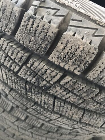 Продаю диски r16 вместе шинами зима 99% Лета 50% полный комплект мини