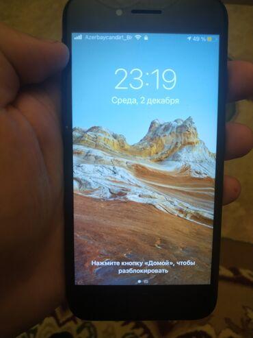 İşlənmiş iPhone 8 Plus 32 GB Qara