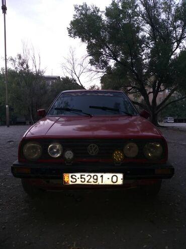 гольф 2 in Кыргызстан   VOLKSWAGEN: Volkswagen Golf 1.8 л. 1986   5963254 км