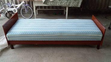 Односпальная кровать. 190см на 70 см в Бишкек
