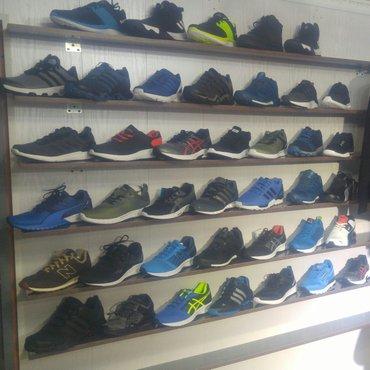 Кроссовки Оригинал Adidas Puma Nike Reebok Asics New Balance Lining в Бишкек