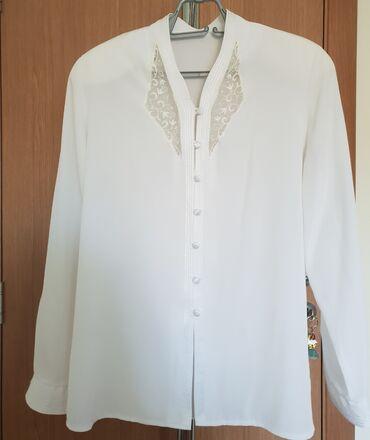 Elegantna zenska bluza - Srbija: Zenska elegantna kosulja  XL
