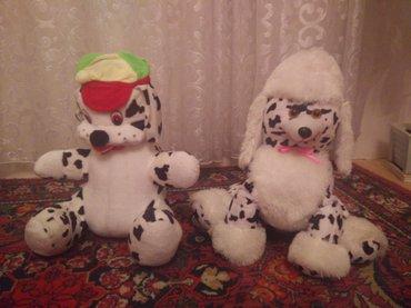 Gəncə şəhərində yumshaq oyuncaqlar satil