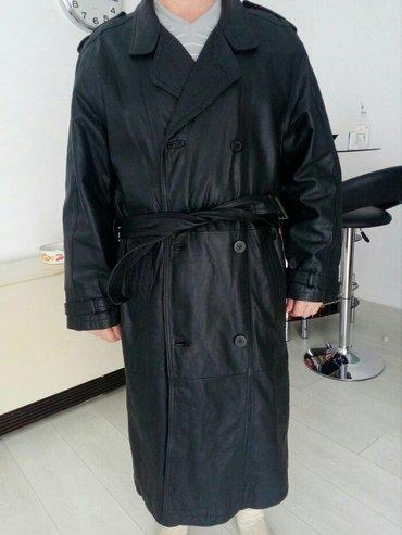 Kozni kaput za muskarce .sirina ramena 52cm duz.rukava 60cm. - Belgrade