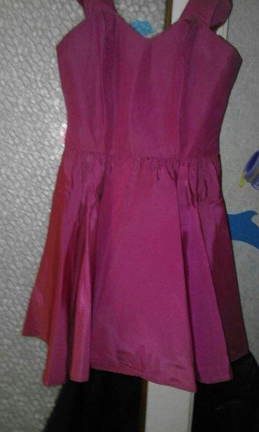 Ciklama korset haljina velicina 36 - Obrenovac