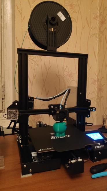 3D принтеры Ender-3 Pro новые, собранные и в Бишкек