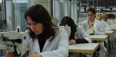 Bakı şəhərində Tikiş sexine kesim ve tikişi bacaran xanımlar teleb olunur. İş