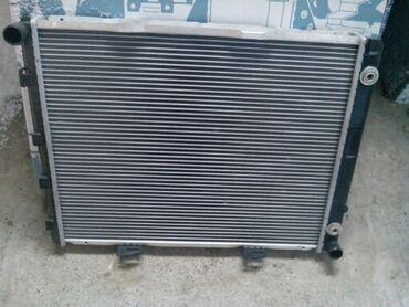 Транспорт в Таджикистан: Радиатор на Мерседес 124 об 4.2