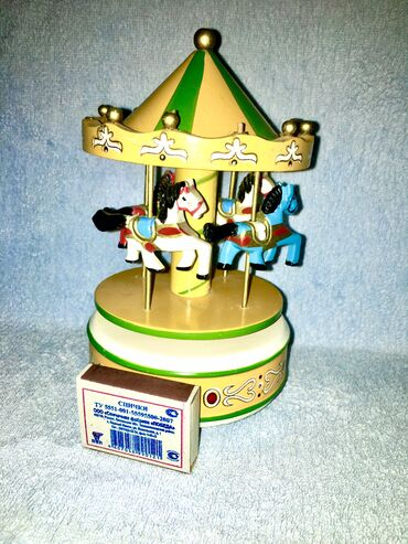 taxta - Azərbaycan: Musiqili karusel. El ishi. Natural taxta. Suali olan whatsapa yaza