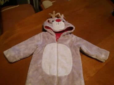 Dečije jakne i kaputi | Sokobanja: Skafander prelep kap nov .plisani.pogledajte i ostale moje oglase