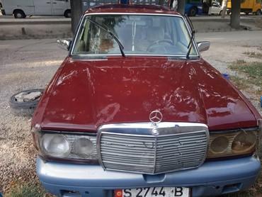 Mercedes-Benz в Кыргызстан: Mercedes-Benz 190 (W201) 2 л. 1981 | 12345 км