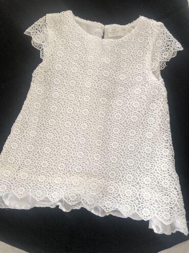 74 - Srbija: Zarina haljinica za bebe Kao nova veličina 74 6/9 meseci