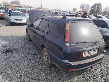 Транспорт - Таджикистан: Toyota Corolla 1.9 л. 2001   285000 км