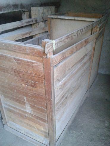 Короб- амбар деревянный весь, для в Сокулук